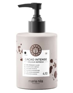 Maria Nila Colour Refresh - Cacao Intense 4,10 300 ml