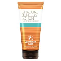 Australian Gold Gradual Sunless Lotion 177 ml