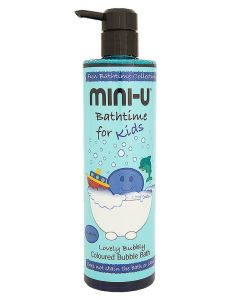 MINI-U Lovely Bubbly Blue 500 ml