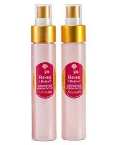L'Occitane Rose Face Mist Duo* 50 ml