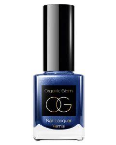 Organic Glam Midnight Nail Polish (U) 11 ml