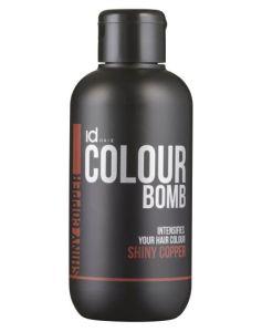 ID Hair Colour Bomb - Shiny Copper 250 ml