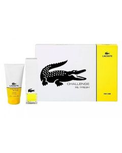 Lacoste Challenge Refresh For Him Giftset