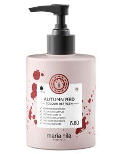 Maria Nila Colour Refresh - Autumn Red 6,60 300 ml