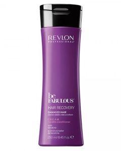 Revlon Be Fabulous Hair Recovery Damaged Hair Keratin Conditioner 250 ml