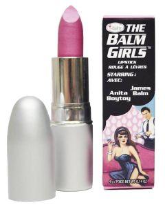 The Balm Girls Lipstick - Anita Boytoy