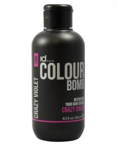 ID Hair Colour Bomb - Crazy Violet 250 ml
