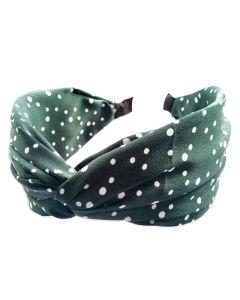 Everneed Haarband Kamma - Emerald dots