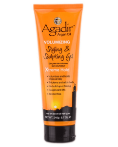 Agadir Argan Oil Volumizing Styling & Sculpting Gel - Extreme Hold