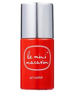Le Mini Macaron Gel Polish Cherry Red 10 ml