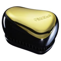 Tangle Teezer - Compact Styler - Sort og Shine Guld