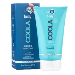 COOLA Classic Body Unscented spf 30 148 ml