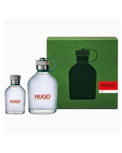 Hugo Boss Man EDT (grün) Giftset