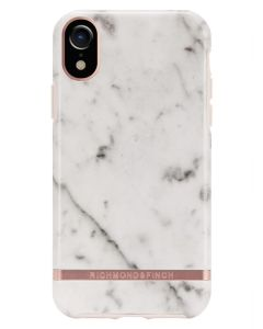 Richmond And Finch White Marble iPhone Xr Cover