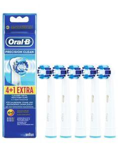 Oral B Precision Clean 4+1 Børstehoveder