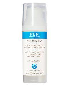 REN Vita Mineral - Daily Supplement Moisturising Cream 50 ml