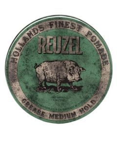 Reuzel Grease Medium Hold (grøn)