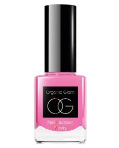 Organic Glam Candy Floss Nail Polish (U) 11 ml