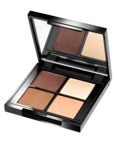 Organic Glam Eyeshadow Palette Nude (U)