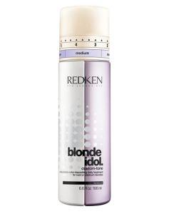 Redken Blonde Idol Custom-tone Platinum 196 ml