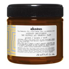 Davines Alchemic Conditioner - Golden 250 ml