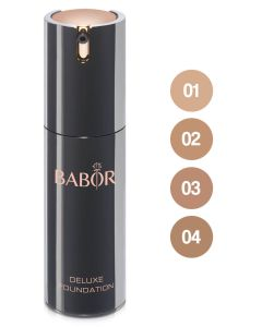 Babor Deluxe Foundation 03 Almond 30 ml