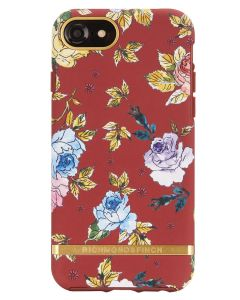 Richmond And Finch Red Floral iPhone 6/6S/7/8 Cover
