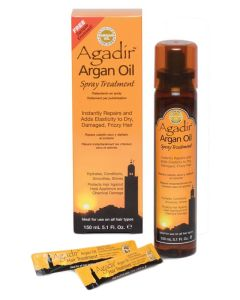 Agadir Argan Oil Spray Treatment + 2 Samples 150 ml