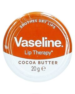 Vaseline Lip Therapy Petroleum Jelly - Cocoa Butter