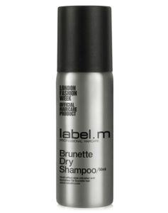 Label.m Brunette Dry Shampoo - Rejse Str. 50 ml