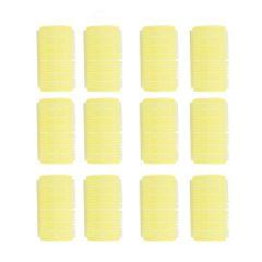 Velcrocurler gul 32mm 3011888 12 stk.