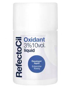 Refectocil Oxydant 3% Liquid til bryn og vippefarve 100 ml