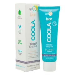 COOLA Face Mineral Unscented spf 30 - Matte Tint 50 ml