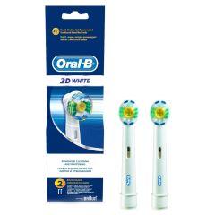 Oral B 3D White børstehoveder