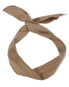 Everneed Haarband Karmen - Latte mit Nadelriemen
