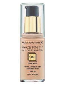 Max Factor Facefinity 3 in 1 Light Ivory 40 - 30 ml