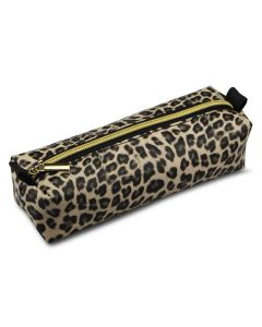 Gillian Jones Leopard Makeup Purse Art: 1678-79