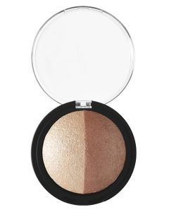Elf Baked Highlighter & Bronzer (83372)