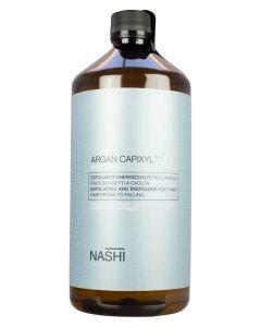Nashi Argan Capixyl Shampoo (blå) (Inkl. Pumpe) 1000 ml