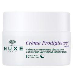 Nuxe Creme Prodigieuse Anti Fatigue Moisturising Night Cream 50 ml