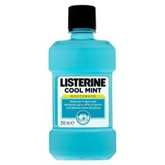 Listerine Cool Mint Mouthwash 250 ml