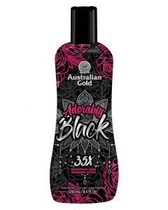 Australian Gold - Adorably Black 35x Delightfully Dark Bronzing Lotion 250 ml