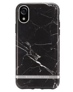 Richmond And Finch Black Marble iPhone Xr Cover