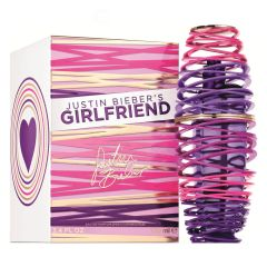 Justin Bieber's Girlfriend EDP* 100 ml