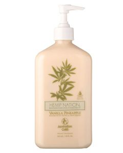 Australian Gold Hemp Nation - Vanilla Pineapple Moisturizer Creme 535 ml