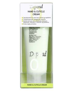 Depend Hand & Cuticle Cream - Art. 8920 75 ml