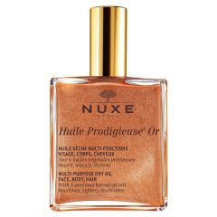 Nuxe Multi-Purpose Dry Oil Face Body Hair (Shimmer) 50 ml