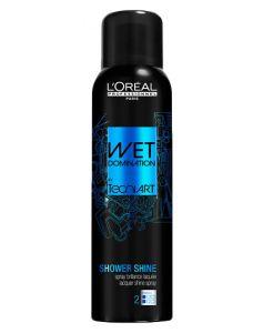 Loreal Wet Domination - Shower Shine 2 (U) 160 ml