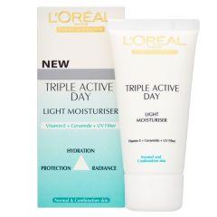 Loreal Triple Active Day 50 ml