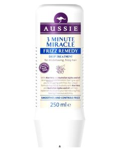 Aussie 3 Minute Miracle Frizz Remedy, Deep Treatment 250 ml